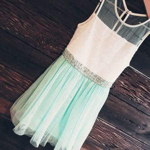 My Michelle Girls Tulle Dress